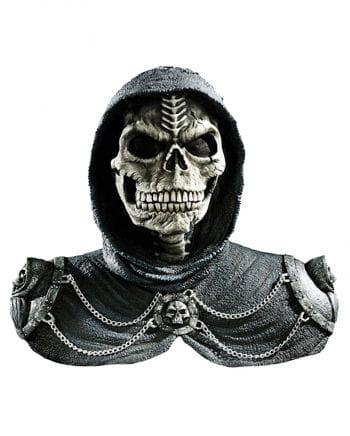 Dark Reaper Maske mit Schulterpanzer