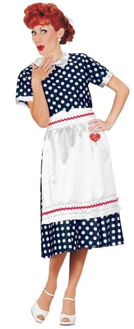 I Love Lucy Kostüm XL