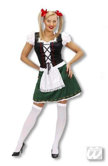 Sexy Oktoberfest Girl Gr. M
