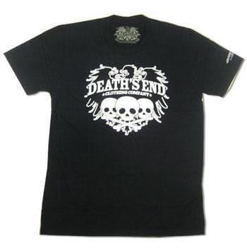 Three Skull T-Shirt GR.S