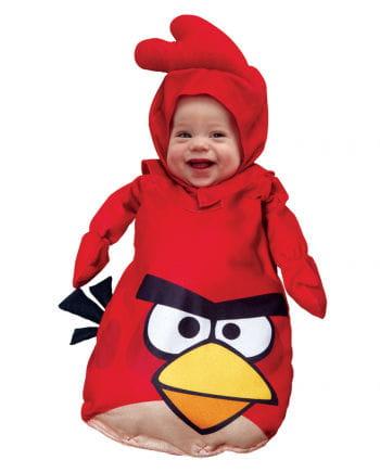 Angry Birds Babykostüm rot