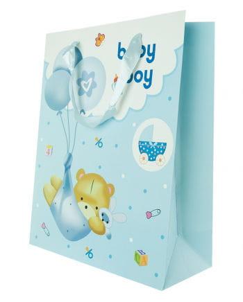 Baby Geschenktasche für Jungs