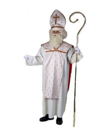 Bischofs Gewand cremefarben