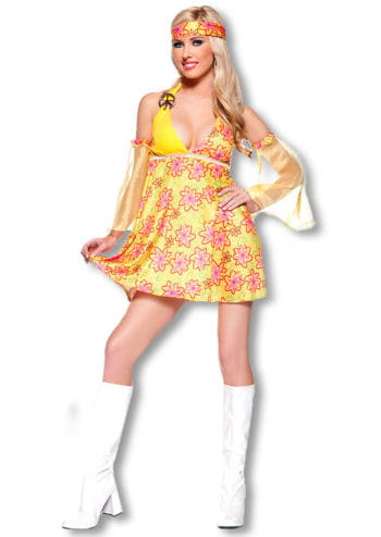 Blumenkind Minikleid Large