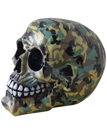 Tarnfarben Totenkopf