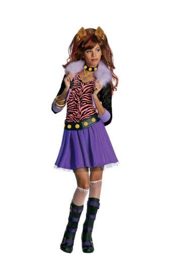 Clawdeen Wolf Monster High Kostüm
