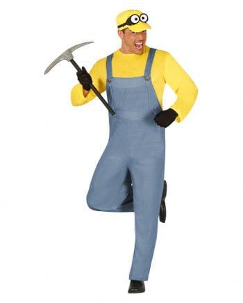 Comic Minenarbeiter Fun Kostüm