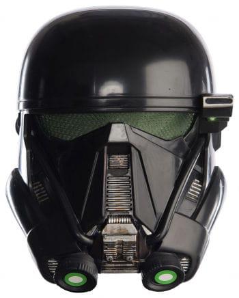 Kinder-Halbmaske Death Trooper
