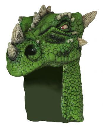 Grüner Drachenhelm