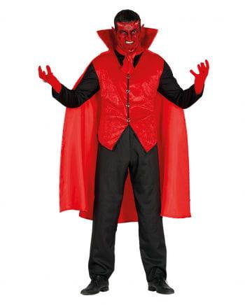 Elegantes Teufel Kostüm