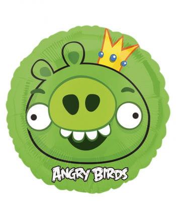 Folienballon King Pig Angry Birds