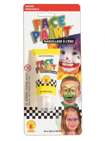 Make Up in der Tube gelb