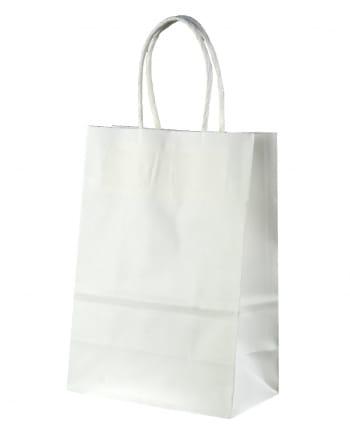 Weiße Geschenktasche klein