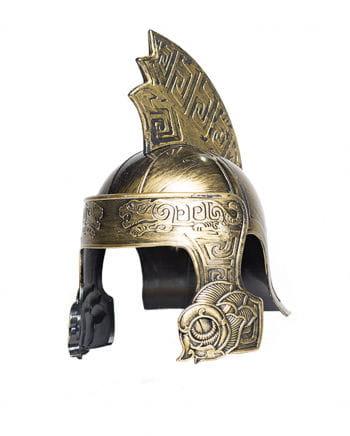 Goldener Gladiator Tiger Helm
