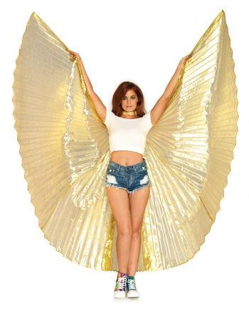 Goldene Isis Flügel