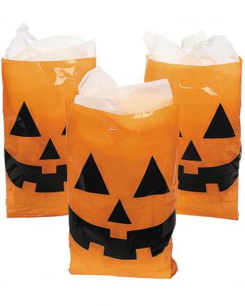 Halloween Kürbis Tüte