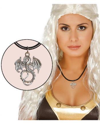 Drachen Halskette