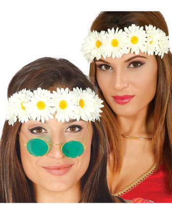 Flower Power Stirnband