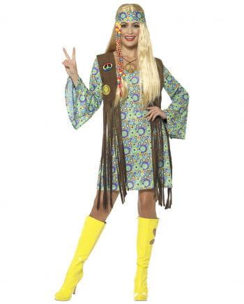 60s Kostüm Hippie Chick