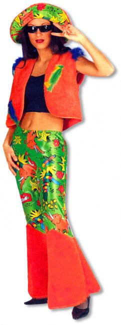 Hippie Kinder Kostüm S