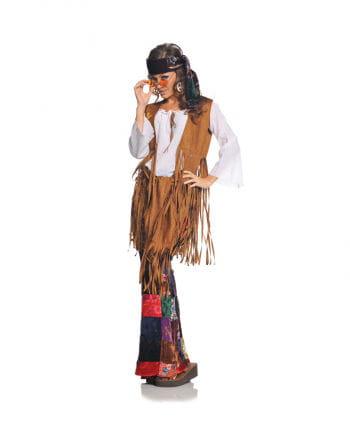 Hippie Woodstock Kostüm L