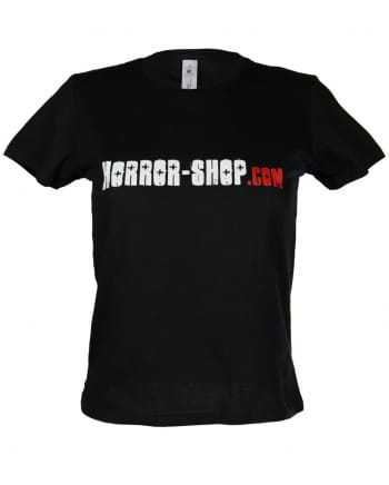 Horror-Shop Frauen T-Shirt schwarz