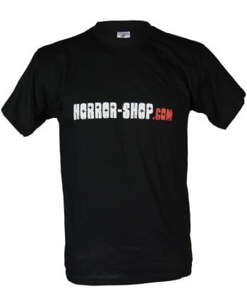 Horror-Shop Männer T-Shirt schwarz
