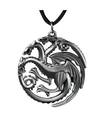Game of Thrones - Kette Targaryen Wappen