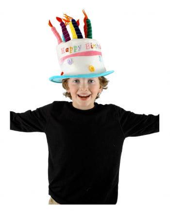 Bunter Kinder Geburtstagshut