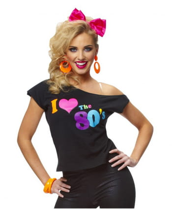 I Love the 80´s T-Shirt