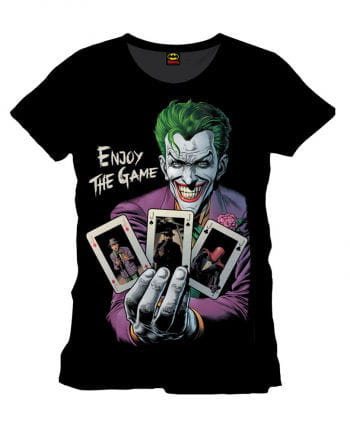 Joker Enjoy the Game T-Shirt
