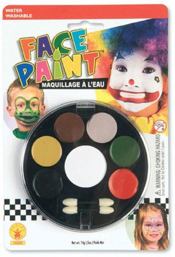 Fasching Make Up Set für Kinder