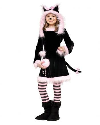 Süßes Katzen Kostüm für Kinder