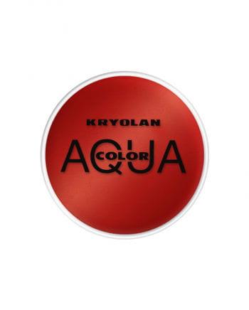 Theaterschminke Aquacolor rot 15 ml