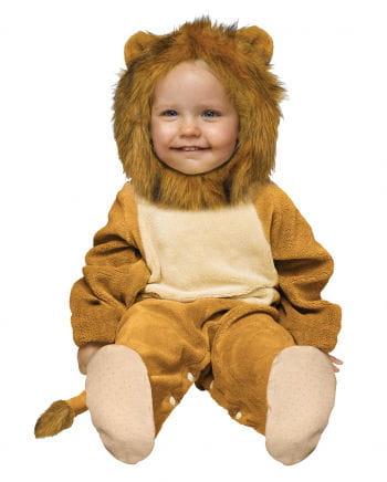 Kuschliger Löwe Babykostüm 12-24 Mo