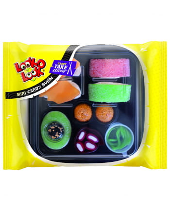 Mini Fruchtgummi Sushi 100g