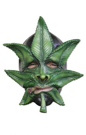 Cannabis Maske