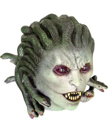 Medusa Maske mit Schlangenhaaren