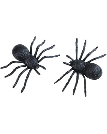 2er Pack Mini-Spinne mit Saugknopf