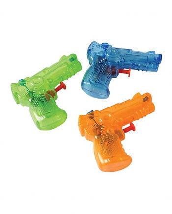 Versch. farbige mini Wasserpistole