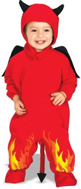 Mini Teufel Kleinkinder Kostüm