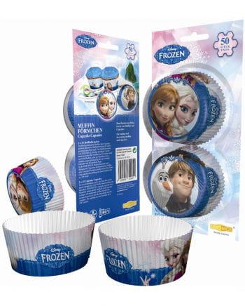 Die Eiskönigin Muffin Formen 50 St.