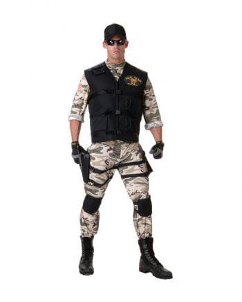 Navy SEAL Kostüm XXL