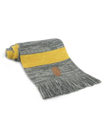 Grau-Gelber Newt Scamander Schal