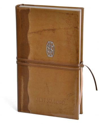 Newt Scamander Notizbuch