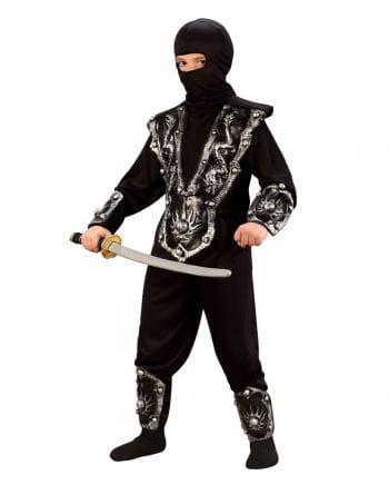 Ninja Kämpfer Kinderkostüm