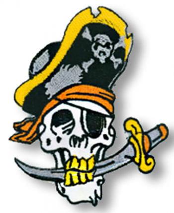 Pirates Patch