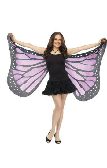 XXL Schmetterlingsflügel lila