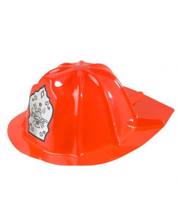 Roter Feuerwehr Helm für Kinder