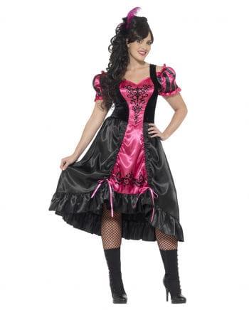 Sassy Girl Plus Size Burlesque Kleid